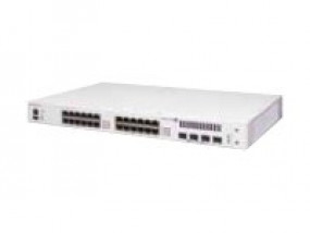ALE OS6855-24-EU OS6855-24 Hardened Gigabit Ethernet L3 1RU fixed configuration chassis designed for