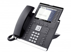 OpenScape Desk Phone IP 55G SIP icon schwarz