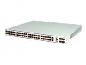 ALE OS6350-48-EU OS6350-48 Gigabit Ethernet standalone chassis in a 1U form factor with 48 10/100/10