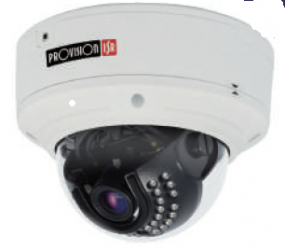 IP DomeKamera, DAI-340IP5VF 4MP Eye-Sight Provision ISR
