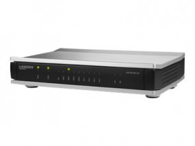 LANCOM 884 VoIP - Router - DSL-Modem - 4-Port-Switch - GigE - VoIP-Telefonadapter
