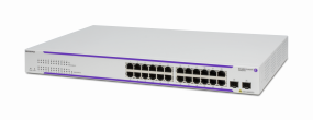 ALE OS2220-P24-EU OS2220-P24: WebSmart Gigabit standalone chassis in 1RU size. Includes 24 PoE RJ-4
